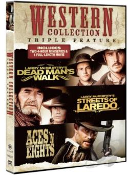 Western Collection Triple Feature DVD Cover Art
