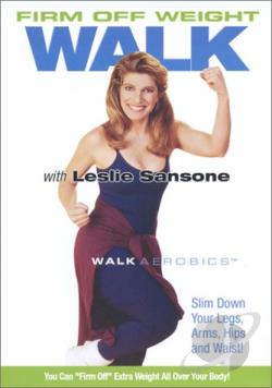 Leslie Sansone - Firm Off Weight DVD Cover Art