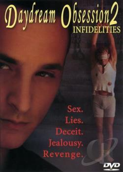 Daydream Obsession 2: Infidelities DVD Cover Art