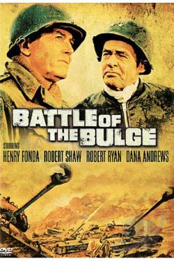 Battle of the Bulge DVD Cover Art
