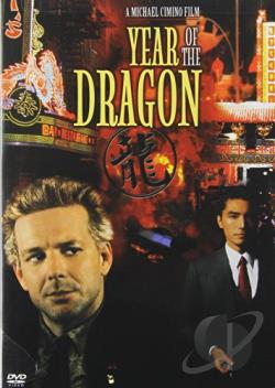Year of the Dragon DVD Cover Art