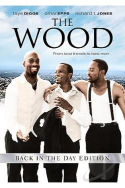 Wood DVD Cover Art