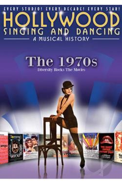 Hollywood Singing and Dancing: The 1970s DVD Cover Art