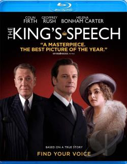 King's Speech BRAY Cover Art