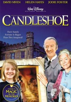Candleshoe DVD Cover Art