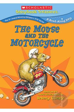 Mouse and the Motorcycle DVD Cover Art