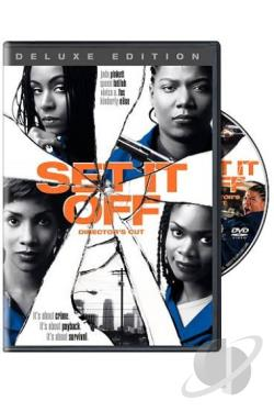 Set It Off DVD Cover Art