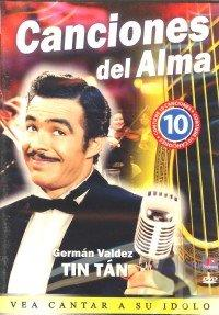 Tin Tan Canciones Del Alma DVD Cover Art