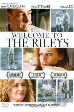 Welcome to the Rileys DVD Cover Art