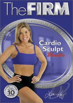 Firm - Cardio Sculpt Blaster DVD Cover Art
