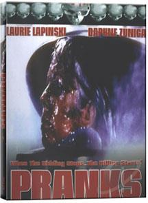 Pranks DVD Cover Art