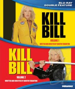 Kill Bill Vol. 1 & 2 BRAY Cover Art