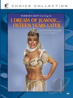 I Dream of Jeannie: 15 Years Later DVD Cover Art