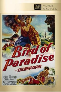Bird of Paradise DVD Cover Art