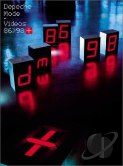 Depeche Mode - The Videos 86-98 DVD Cover Art