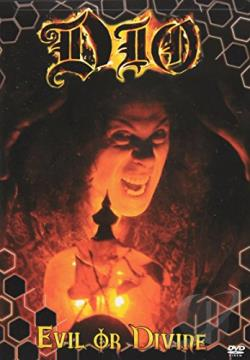 Dio - Evil or Divine DVD Cover Art