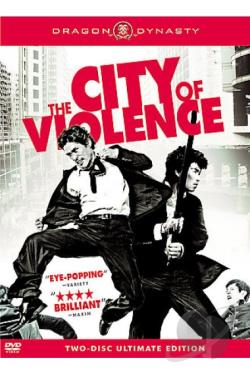 City of Violence DVD Cover Art