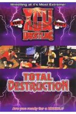 XCW Wrestling - Total Destruction DVD Cover Art