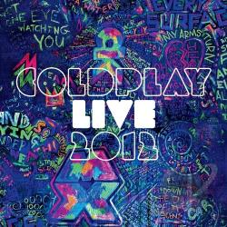 Coldplay: Live 2012 DVD Cover Art