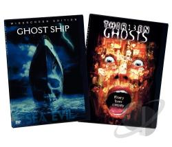 Thirteen Ghosts/Ghost Ship DVD Cover Art