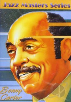 Benny Carter DVD Cover Art