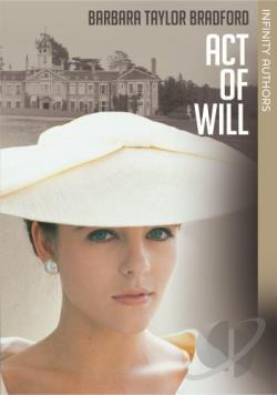 Barbara Taylor Bradford's Act of Will DVD Cover Art
