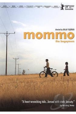 Mommo the Bogeyman DVD Cover Art