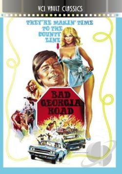 Bad Georgia Road DVD Cover Art