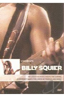 Billy Squier - Video Hits DVD Cover Art
