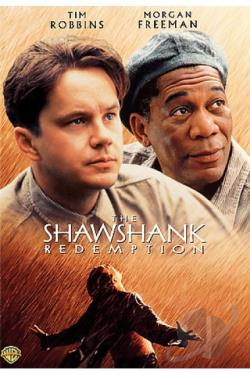 Shawshank Redemption DVD Cover Art