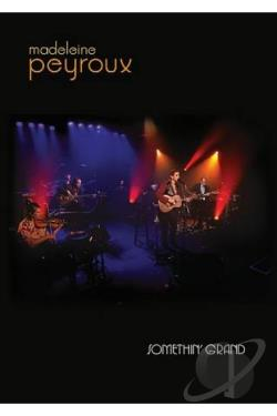 Madeleine Peyroux: Somethin' Grand DVD Cover Art