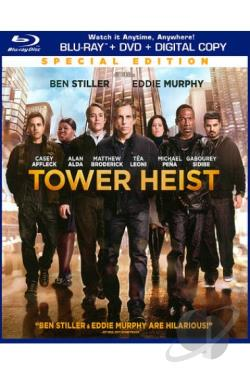 Tower Heist BRAY Cover Art