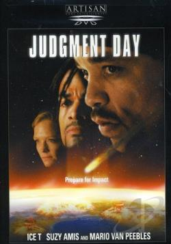 Judgment Day DVD Cover Art