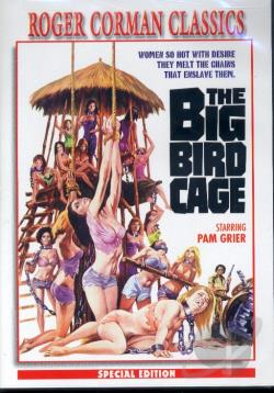 Big Bird Cage DVD Cover Art