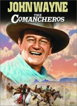 Comancheros DVD Cover Art