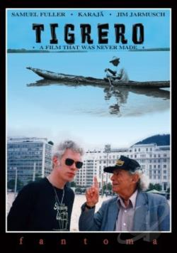 Tigrero: A Film That Was Never Made DVD Cover Art