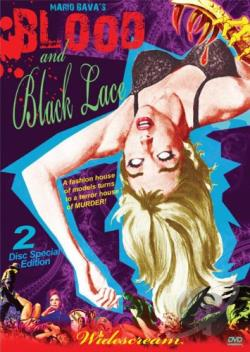 Blood and Black Lace DVD Cover Art