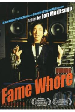 Fame Whore DVD Cover Art