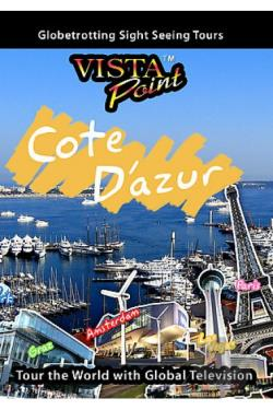 Vista Point Cote D'Azur France DVD Cover Art