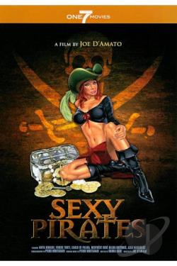 Sexy Pirates DVD Cover Art