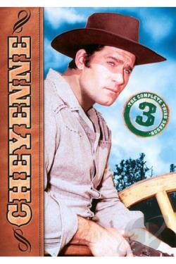 Cheyenne - The Complete Third Season DVD Cover Art
