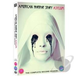 American Horror Story Asylum DVD Cover Art