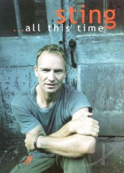 Sting - All This Time DVD Cover Art