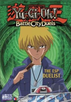 Yu-Gi-Oh: Battle City Duels - Vol. 3: The ESP Duelist DVD Cover Art