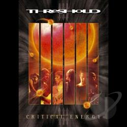 Threshold - Critical Energy DVD Cover Art