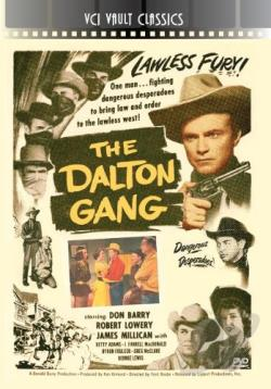 Dalton Gang DVD Cover Art