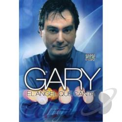Gary: El Angel Que Canta DVD Cover Art