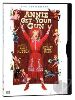 Annie Get Your Gun DVD Cover Art
