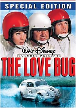 Love Bug DVD Cover Art