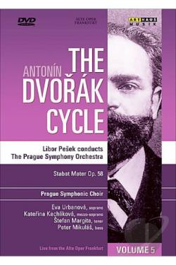 Dvorak Cycle - Volume 5 DVD Cover Art